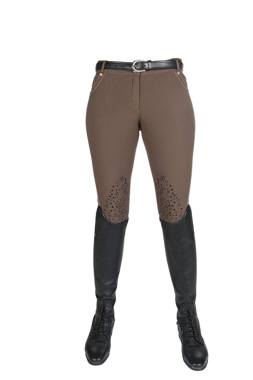 Lauria Garrelli Queens Piping Breeches