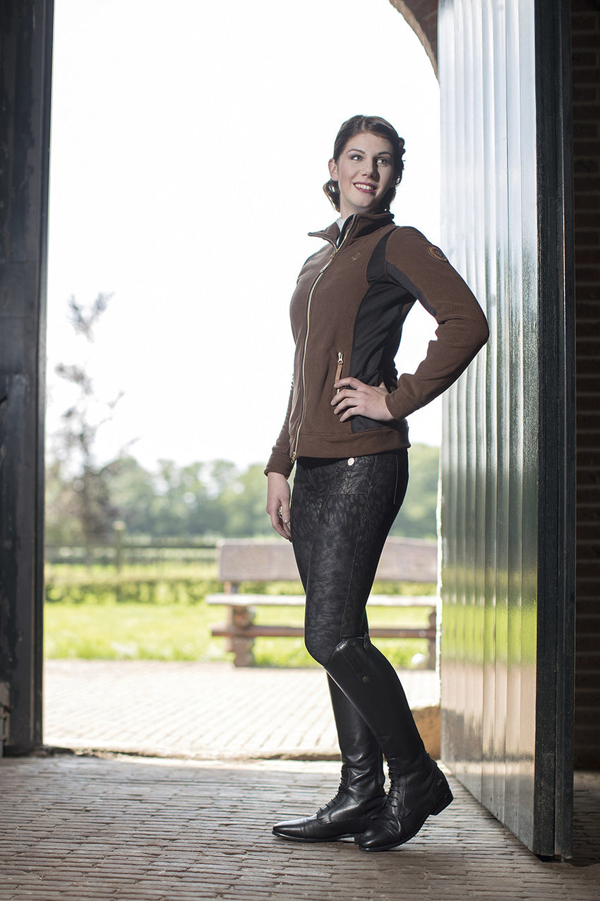 Breeches with a difference