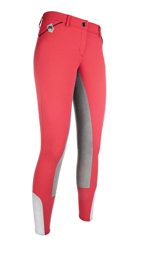 Red and Grey Breeches
