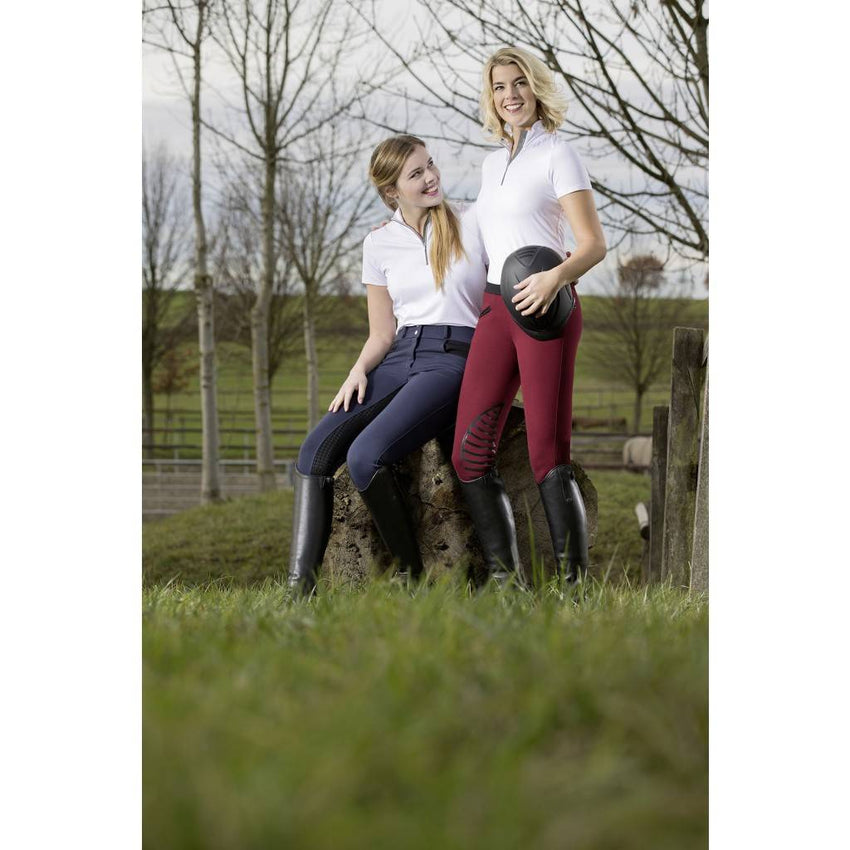 Riding Leggings Starlight with 3/4 Silicone Seat