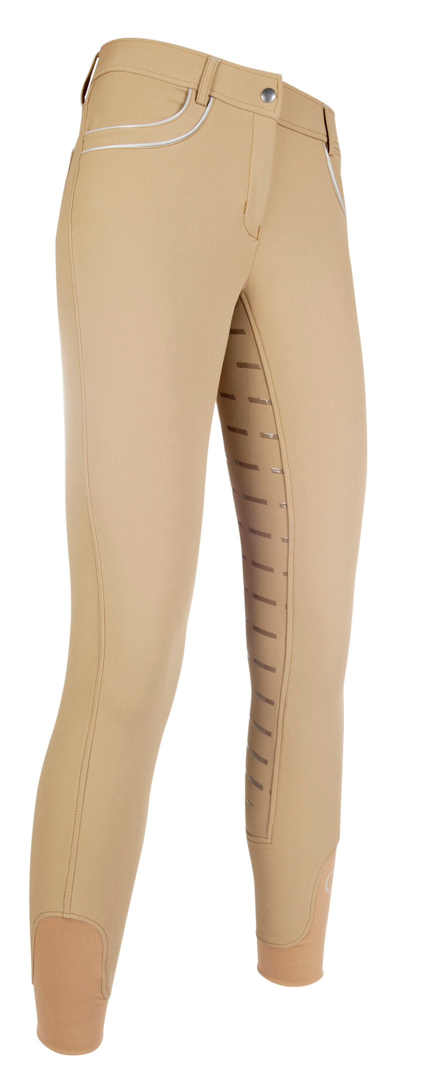 Summer breeches with grips