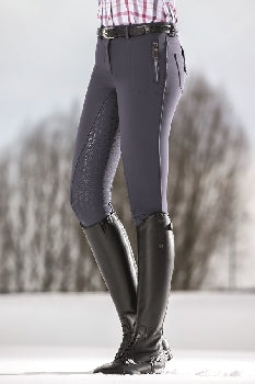 Winter Breeches with Silicone Seat