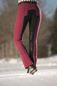 Wine Red Jodhpurs