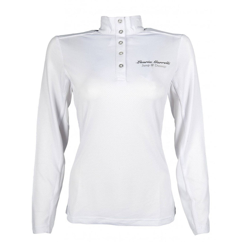 Breathable Long Sleeve Show Shirt