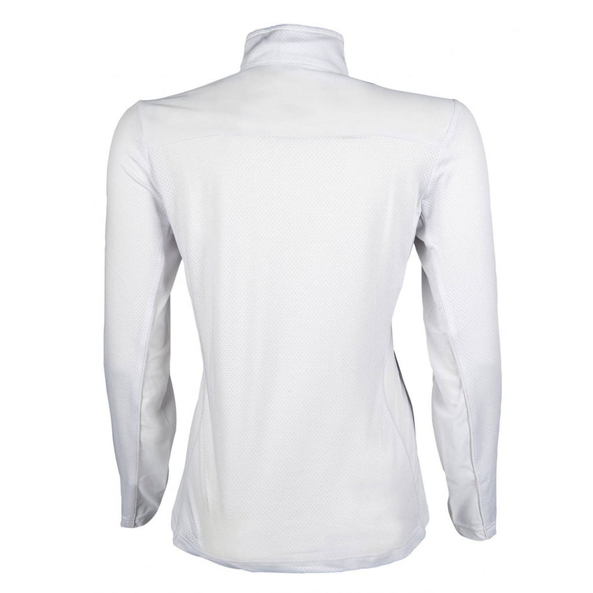 Breathable long sleeve ladies show shirt