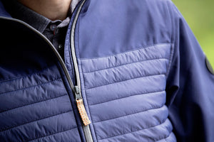 Mens casual riding jacket