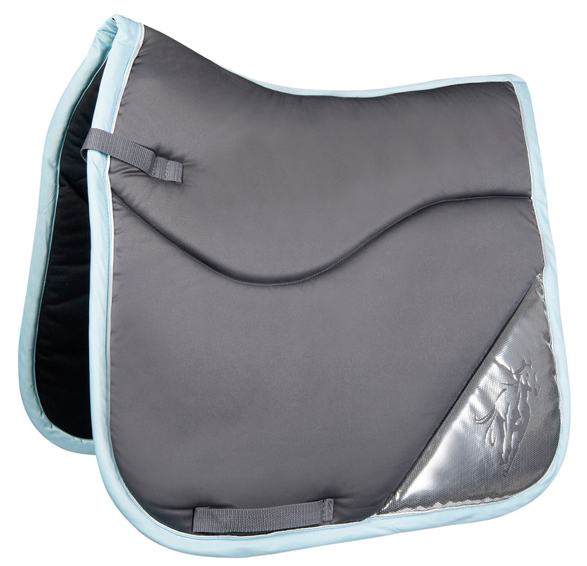 Sparkly saddle pad