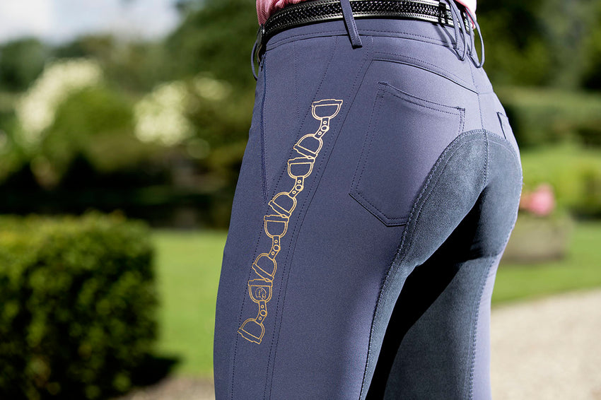 Ladies Navy Breeches