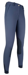 Ladies Breeches with leather knee patch
