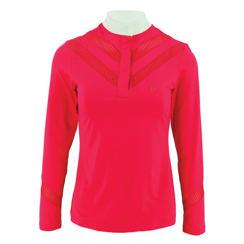 Pink Long Sleeved competition shirt