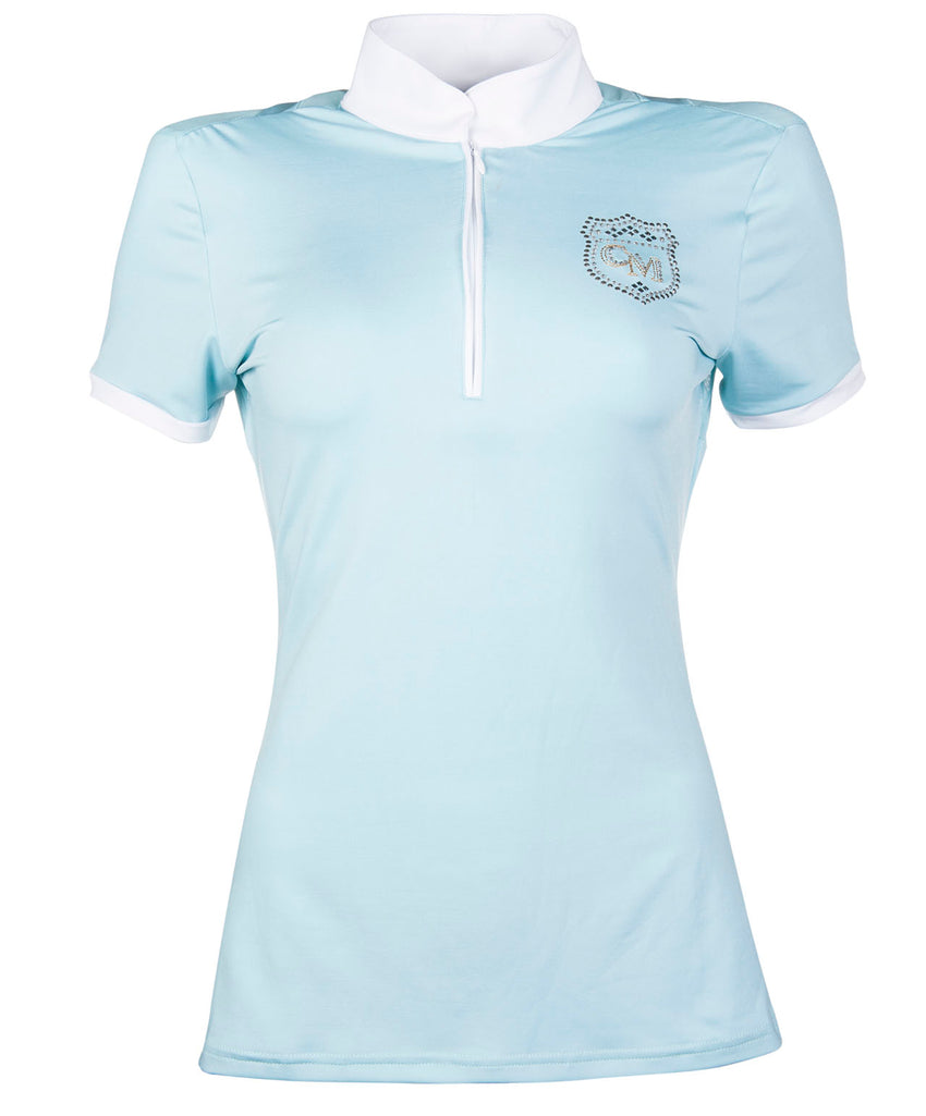 Light Blue Show Shirt