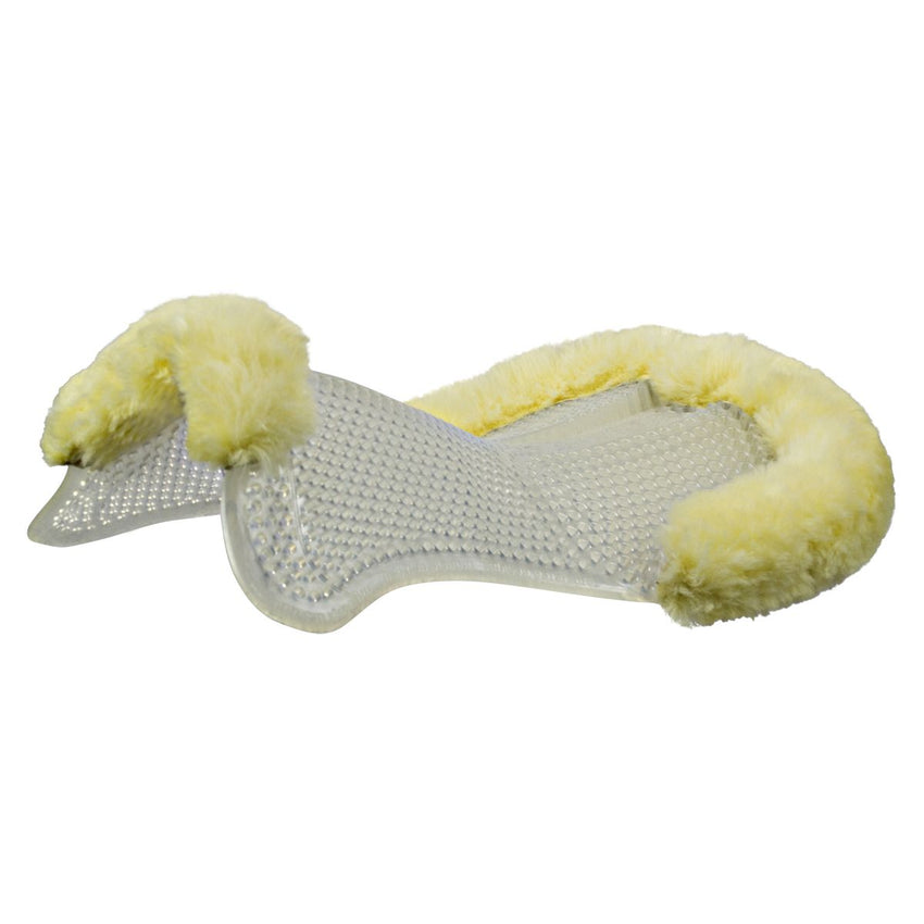Acavallo Sheepskin Gel Pad