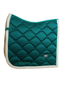 Equestrian Stockholm Amazonite Saddle Pad
