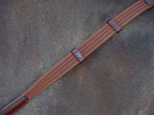 Brown Dressage Reins