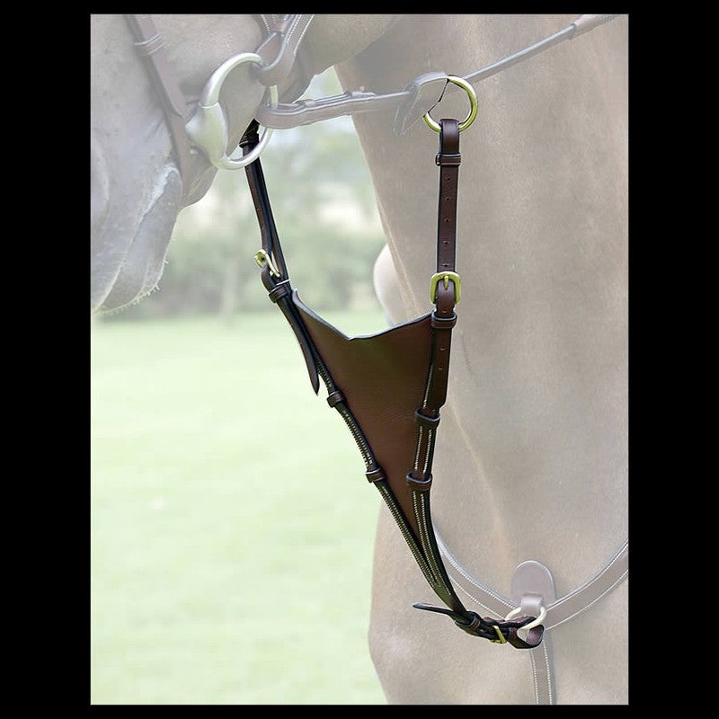 Bib Martingale Attachment
