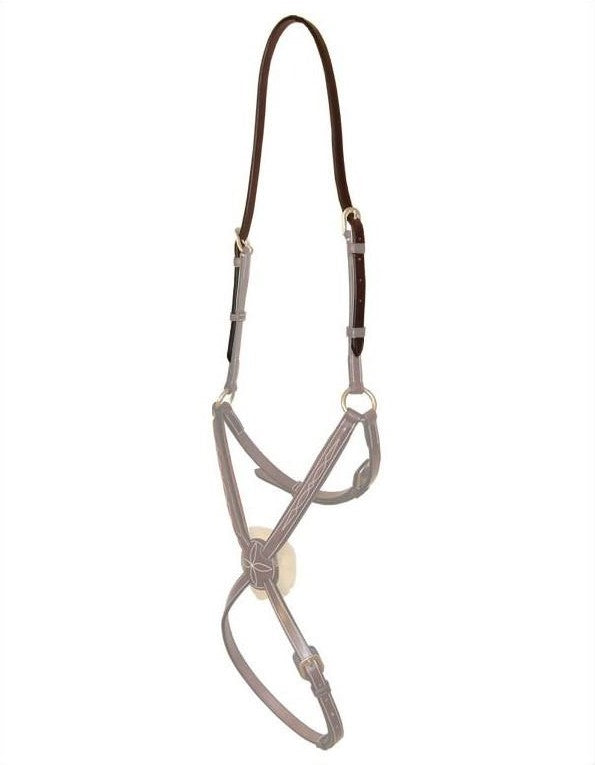 Strap to adapt noseband