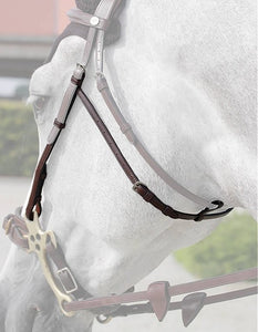 Hackamore Cheek Pieces