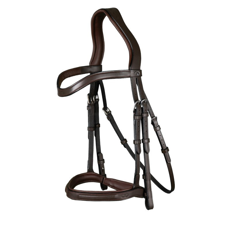 Dy'on Cavesson Noseband Bridle