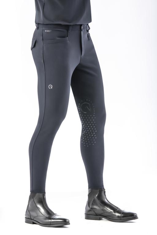 Navy mens breeches