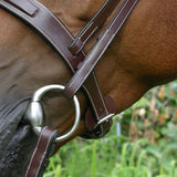 Dy'on Cavesson Hunter US Bridle