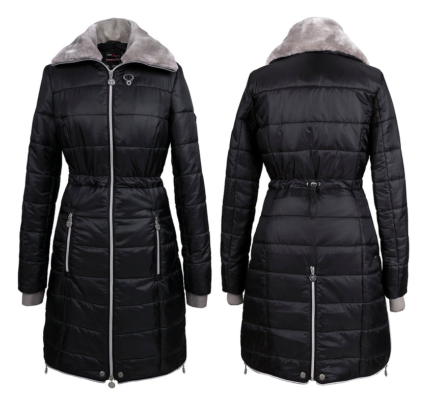Womens Winter Riding Coat