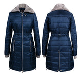 Ladies Winter Riding Coat