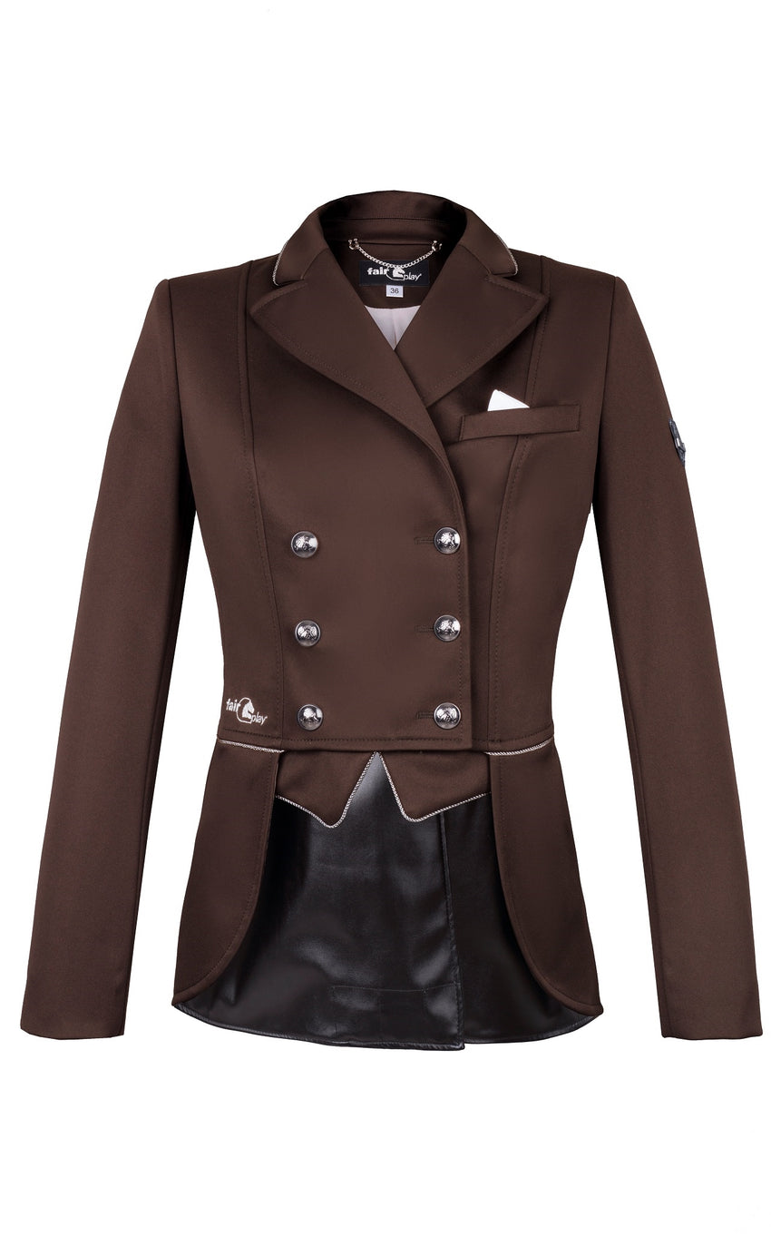Brown Dressage Jacket