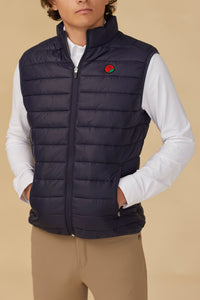 Mens Riding Gillet