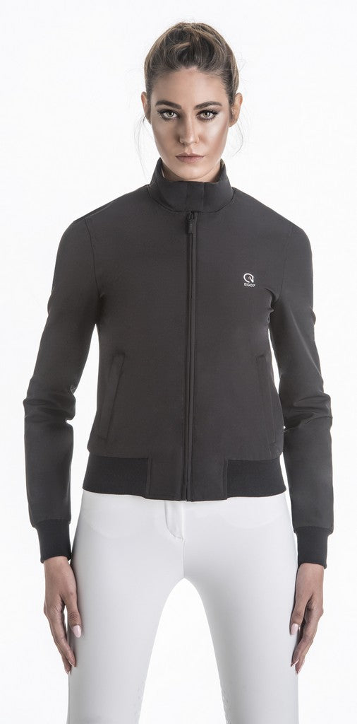 Equestrian Bomber Jacket