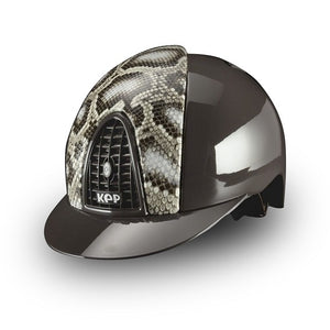 Brown KEP Helmet