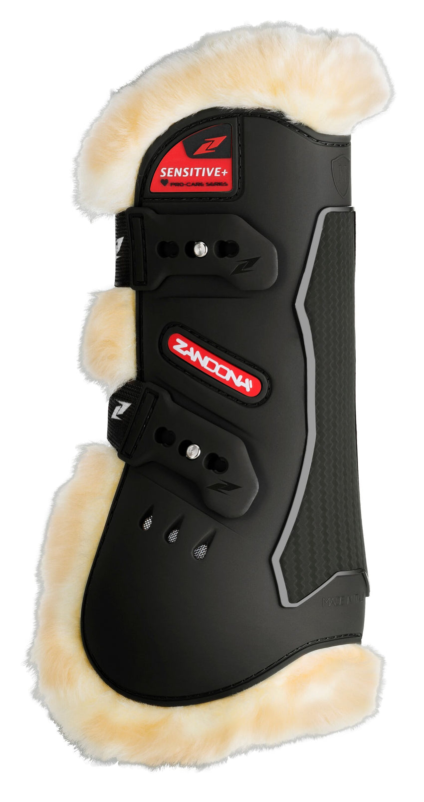 Zandona Sheepskin Tendon Boots