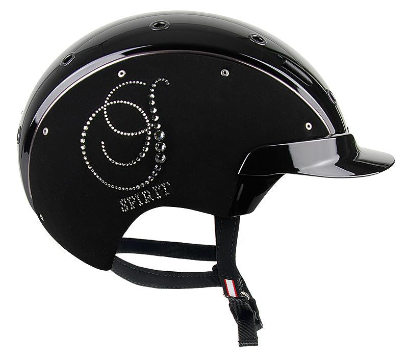Helmet with Swarvoski