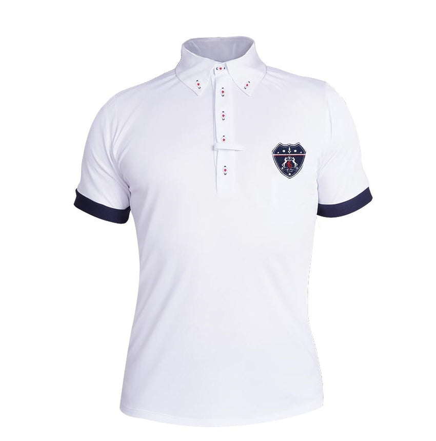 "Mens Competition Shirt ""Leo"""