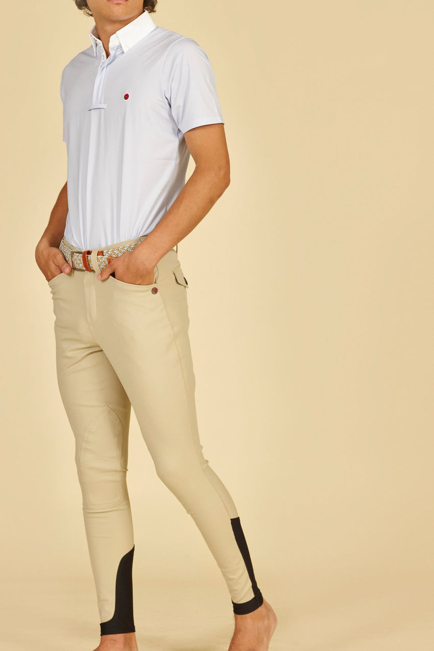 Beige Riding Breeches