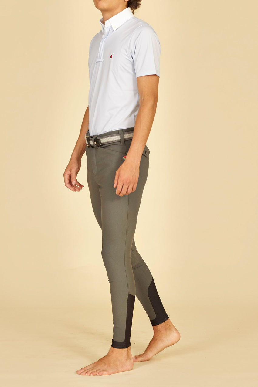 Grey Men's Breeches