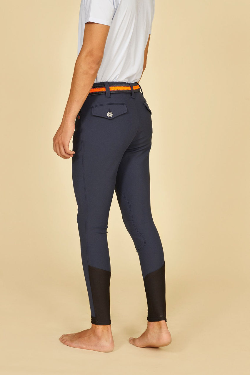 Navy Show Jumping Breeches