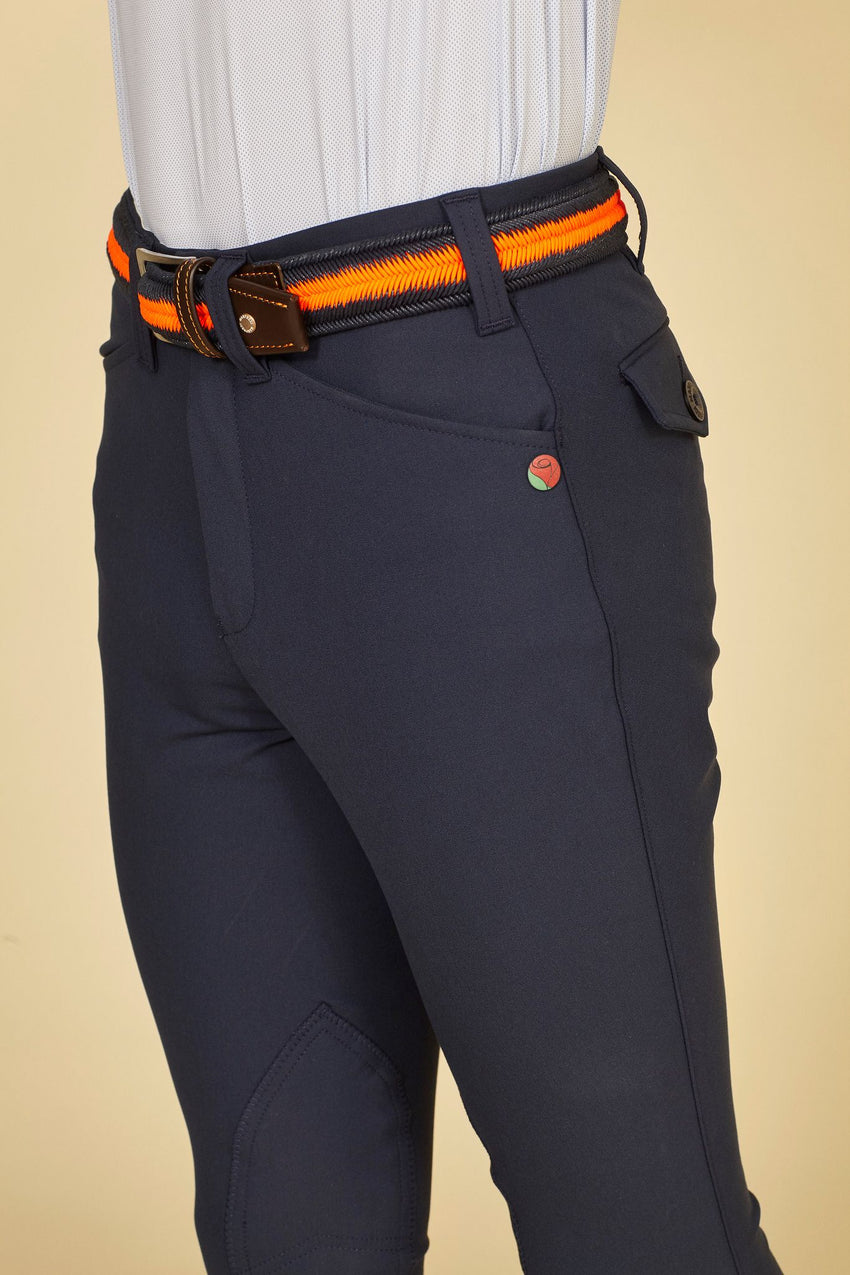Del Mar Navy Breeches