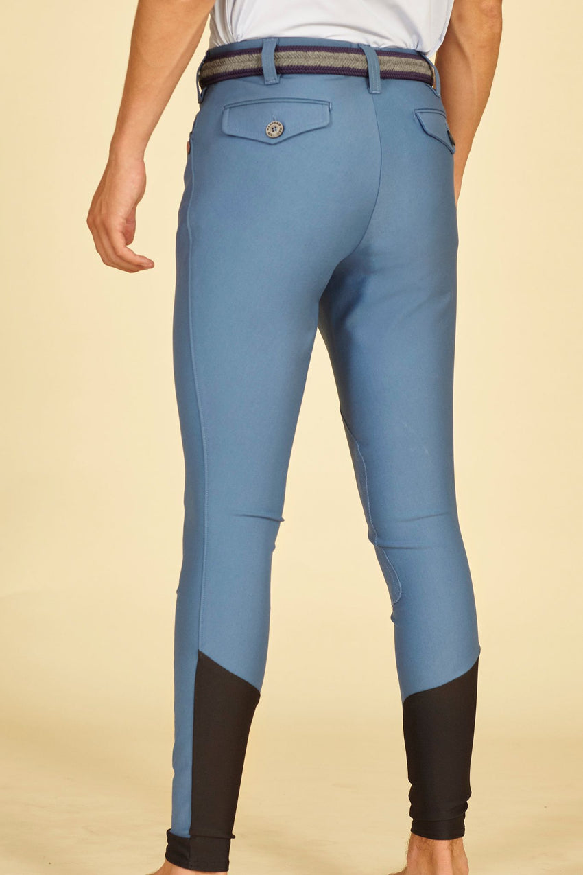 Light Blue Breeches for Men