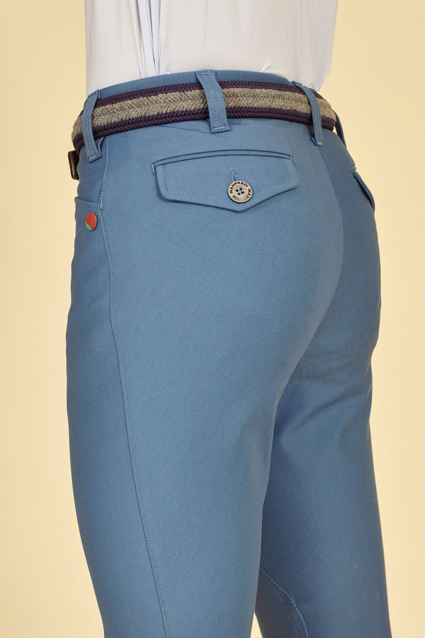 Blue Mens Breeches