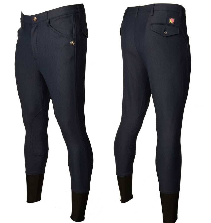 Navy Men's Breeches