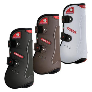 Carbon Air balance tendon boots
