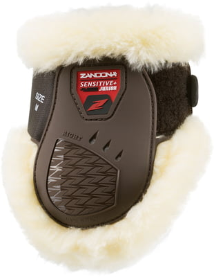 Approved Young Horse Sheepskin Fetlock Boots