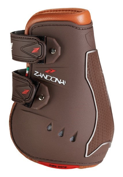 Brown Fetlock Pinch Boots