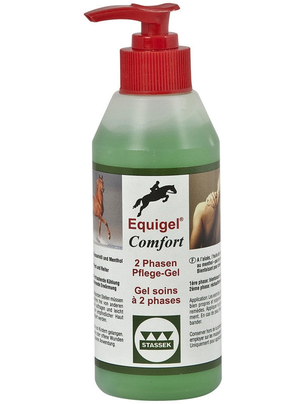 EQUIGEL Comfort 2-phase regeneration gel, 250 ml