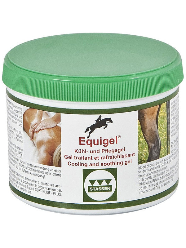 EQUIGEL Cooling and soothing gel, 500 ml
