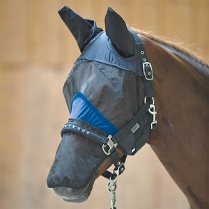 Fly Mask with Nose Net