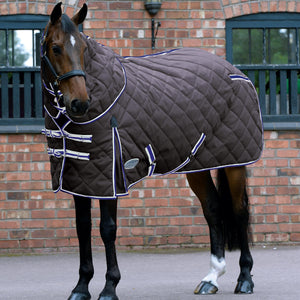 ComFiTec Stable Rug with Detachable Neck