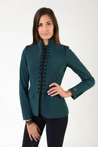 Green Competition Jacket