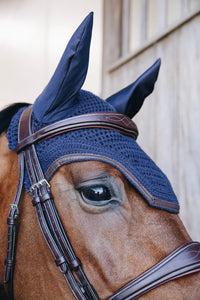 Kentucky Ear Bonnet Leather