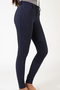 Breeches with pinstripe
